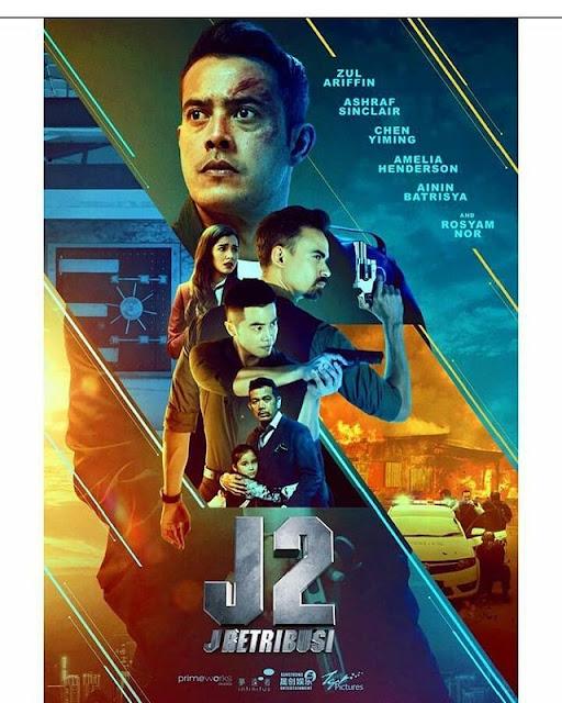 Sinopsis J2: J Retribusi  ( 2021 )