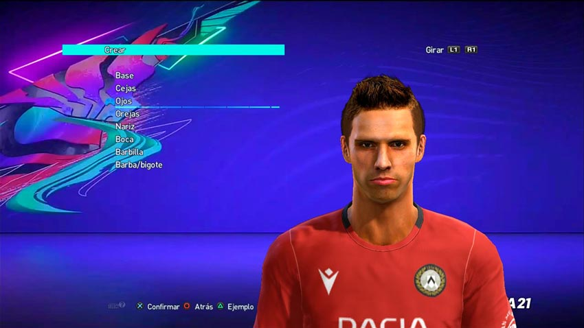 Marco Silvestri Face For PES 2013