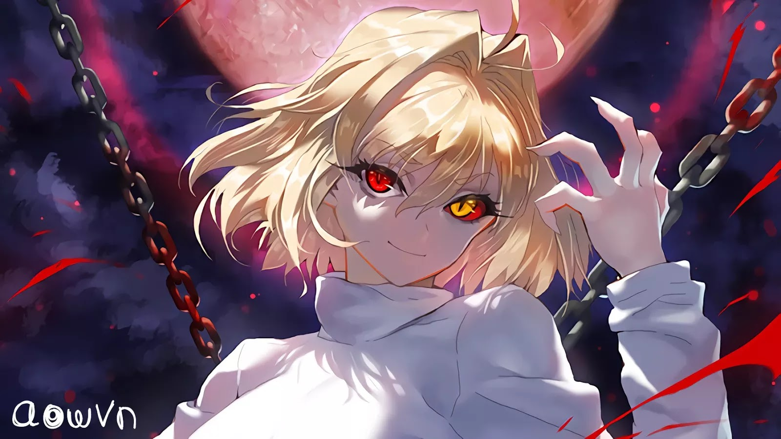 aowvn 2612 - [ Anime 3gp ] Shingetsutan Tsukihime | Vietsub
