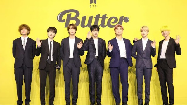 BTS 'Butter' Breaks All Time Records