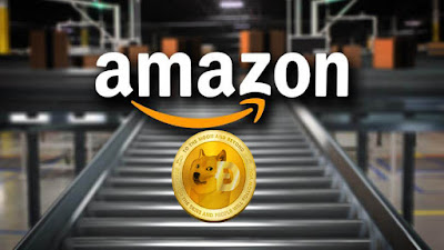 Amazon to accept Dogecoin for payments