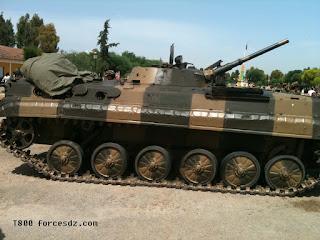 BMP-2/1M Berezhok الجزائرية  006