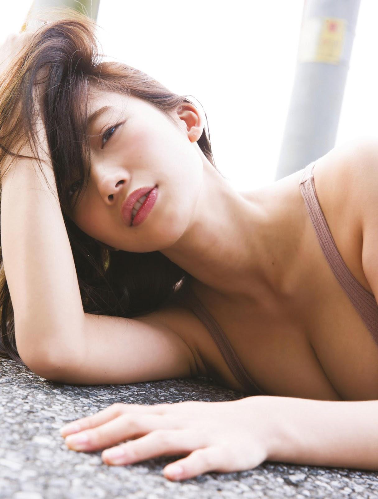 Yuka Ogura 小倉優香, Weekly SPA! 2018.01.02 (週刊SPA! 2018年01月02日号)