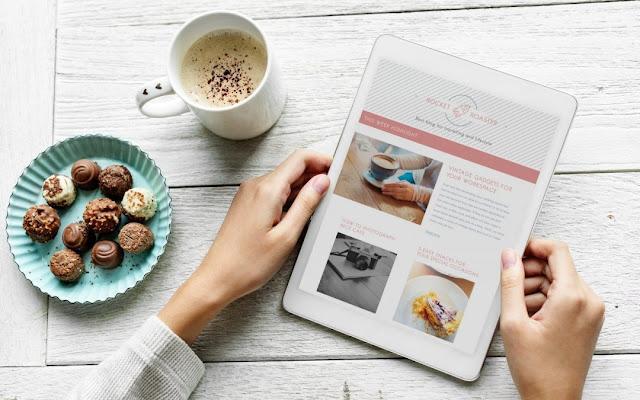 cara membuat blog profesional