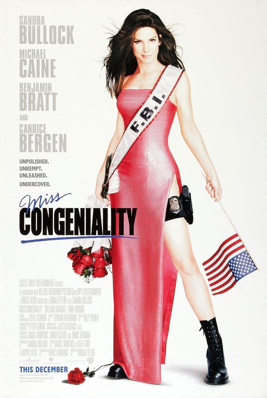 Nonton Film Miss Congeniality (2000)