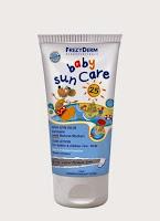 baby sun care 25 frezyderm