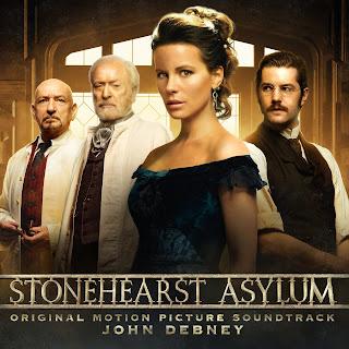 Stonehearst Asylum Lied - Stonehearst Asylum Musik - Stonehearst Asylum Soundtrack - Stonehearst Asylum Filmmusik