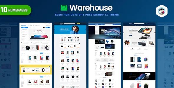 Best Electronics Store Prestahop 1.7 Theme