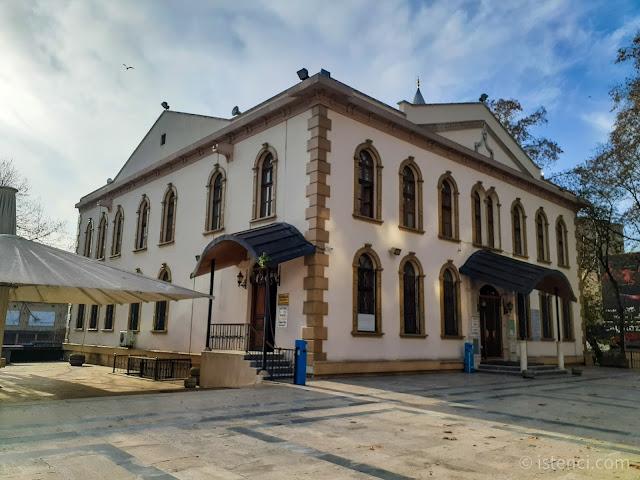 İzmit Fevziye Camii