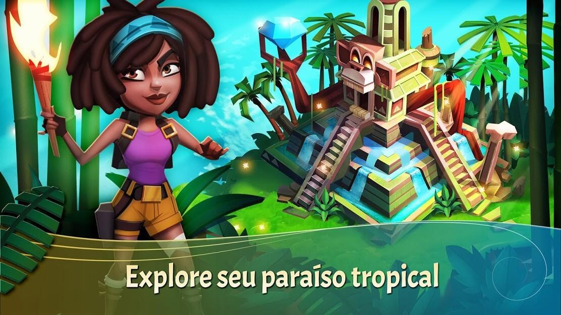 FarmVille 2 Tropic Escape APK MOD Compras Grátis 2021 v 1.119.8546