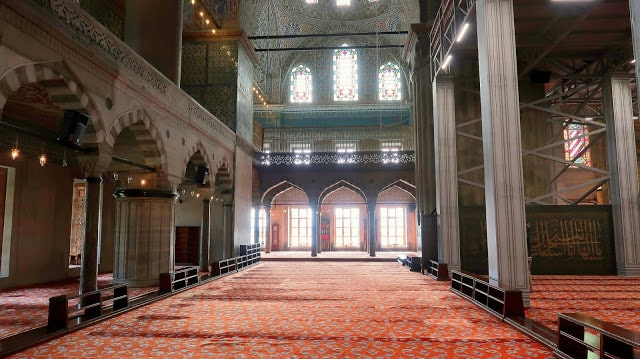 como chama mesquita