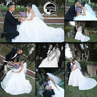 Fotografia y video profesional para boda