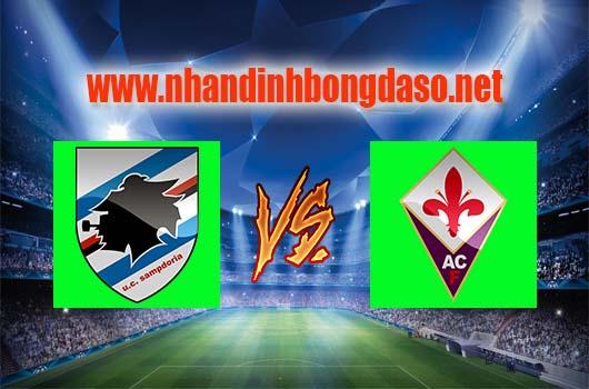 Nhận định bóng đá Sampdoria vs Fiorentina, 17h30 ngày 09-04