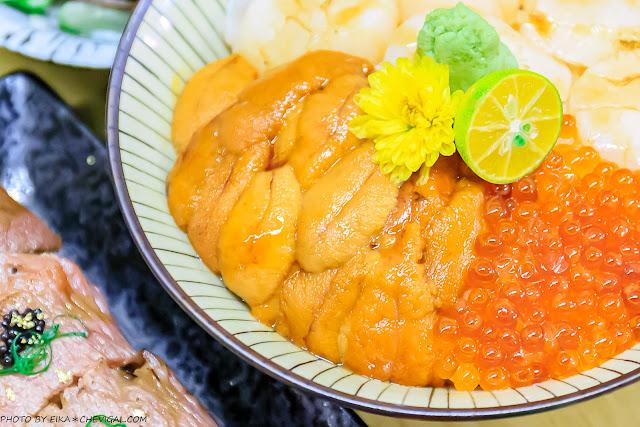 MG 3040 - 熱血採訪│台中隱藏版北海道三色丼,還有帥氣小鮮肉為你服務的岡崎日式料理!(已搬遷)