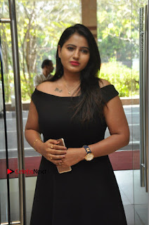 Telugu Actress Swathi Reddy Latest Stills in Black Gown  0062.JPG