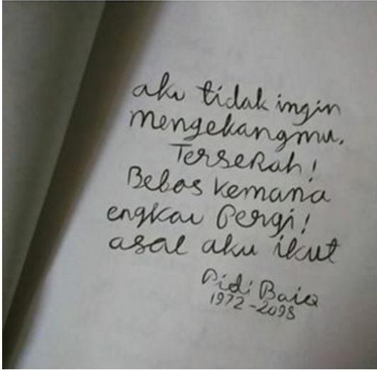 kumpulan kata kata r tis gombal dan gambar quotes dari novel