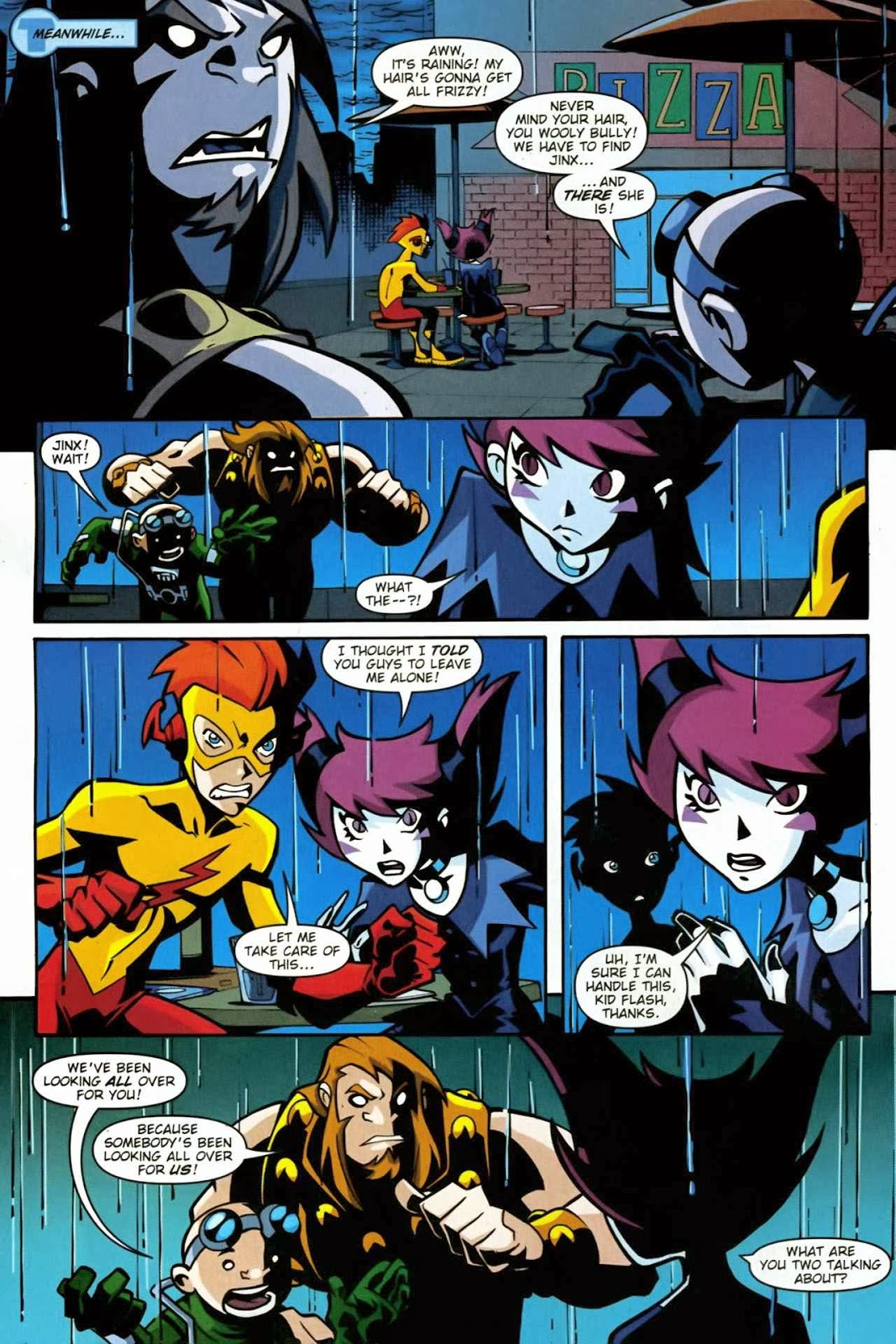 Teen Titans Issue 47