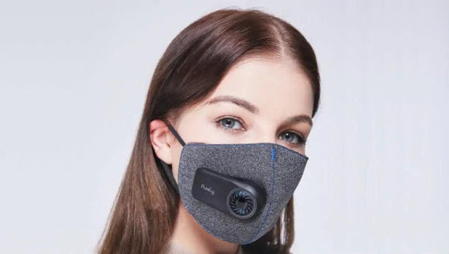 XIAOMI WORKING ON SMART MASKS THAT CAN MEASURE YOUR BREATHING STATS, PATENT REVEALS