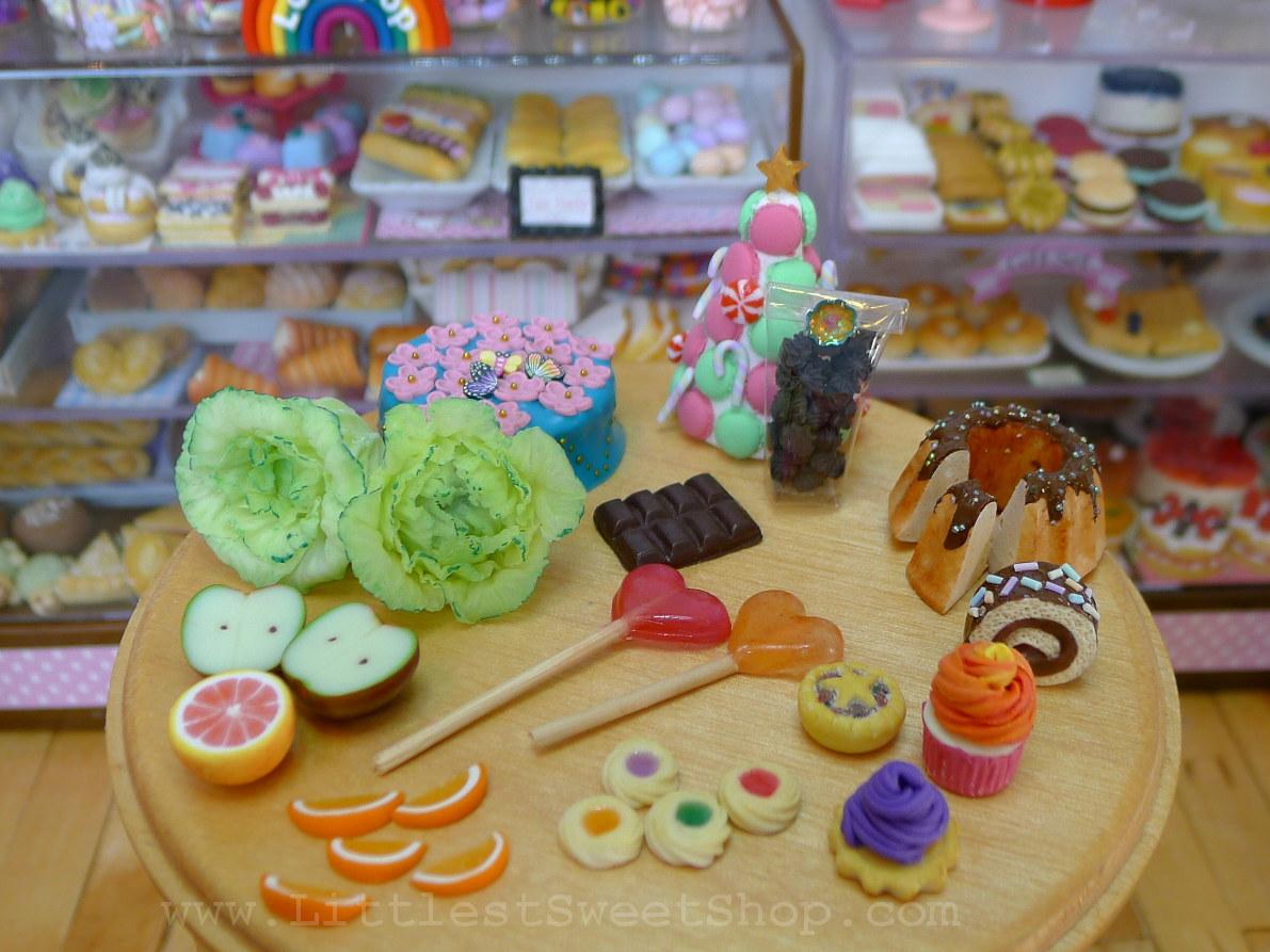 Littlest Sweet Shop
