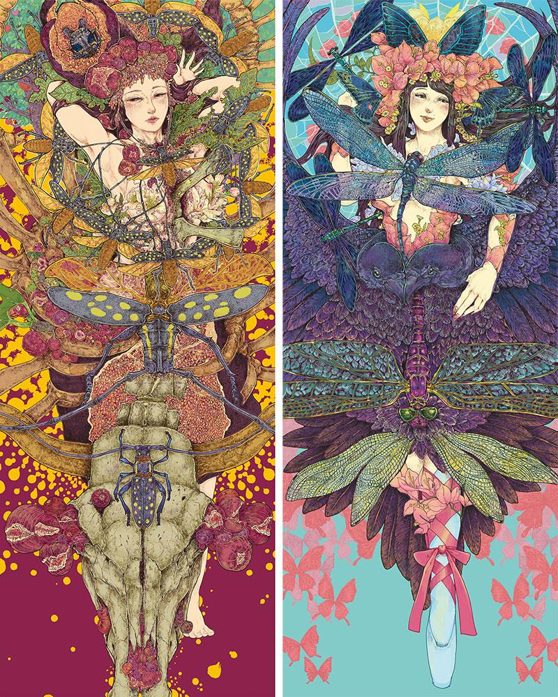 Kazuki-Okuda-09 Illustrations by Kazuki Okuda Design