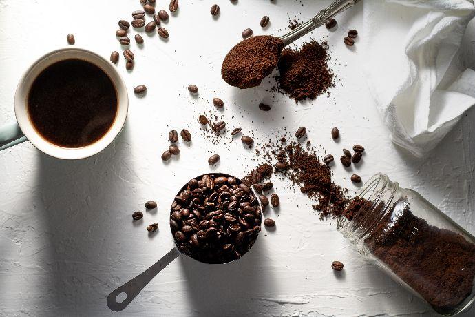 Tratamiento de café para hacer en casa