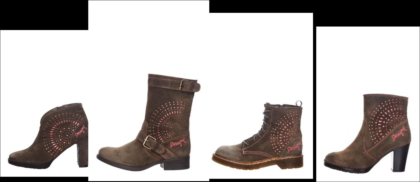 6a5f3ccb997 botas desigual mujer