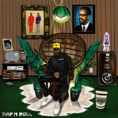 Dom Kennedy - Rap N Roll (2020) - Album Download, Itunes Cover, Official Cover, Album CD Cover Art, Tracklist, 320KBPS, Zip album