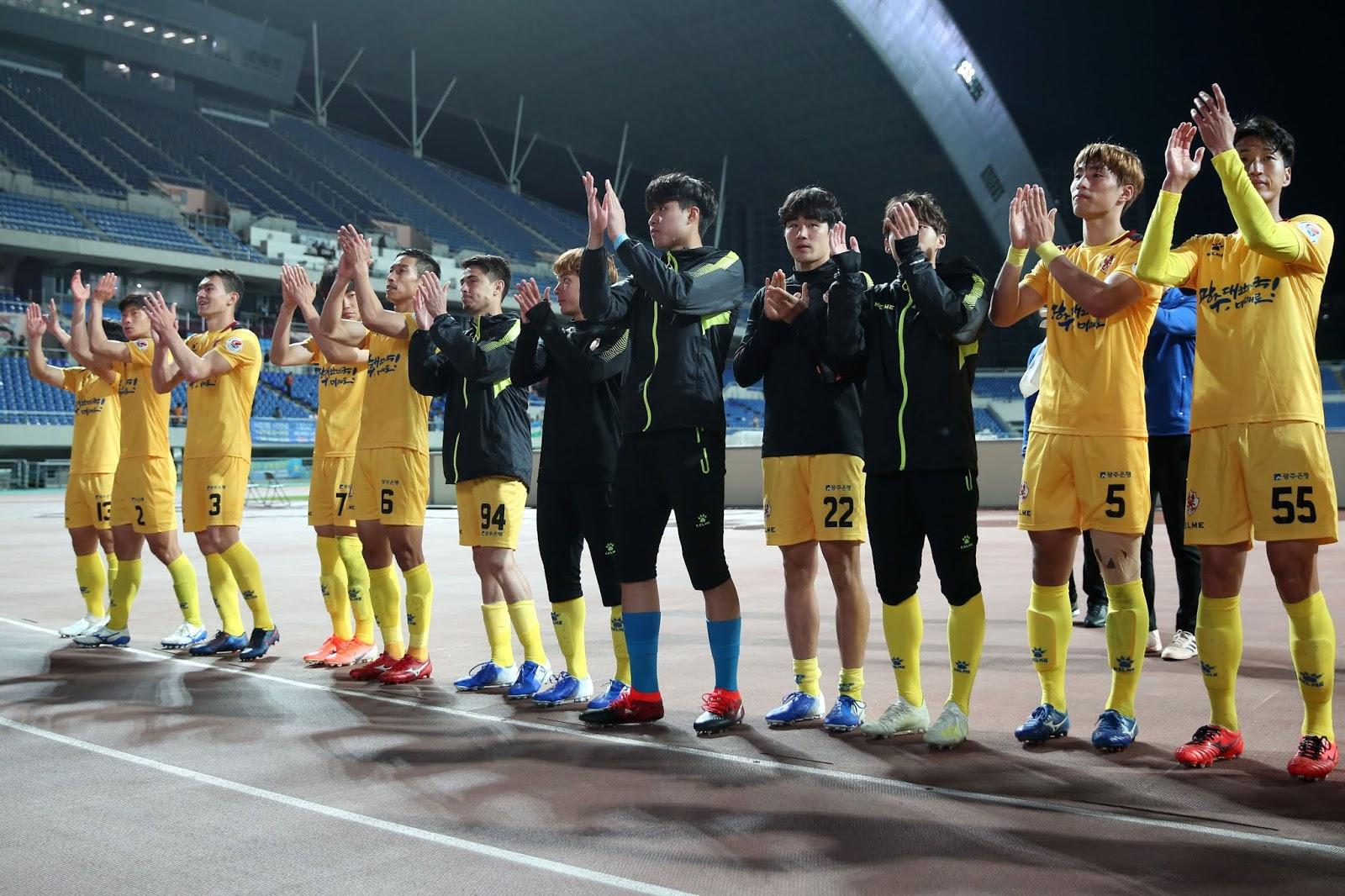 Preview: Gwangju FC vs Bucheon FC 1995