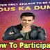 10 Ka Dum Show 2018 में Registration कैसे करे