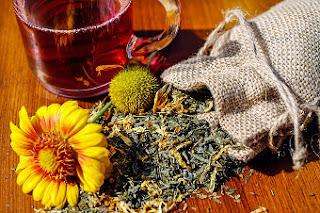 zioła medycyna naturalna ziołolecznictwo przeziębienie