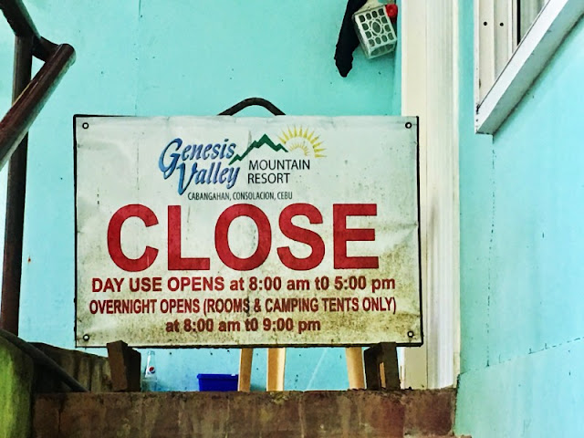 Genesis Valley Operating Hours