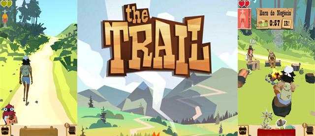 imagens do jogo the trail