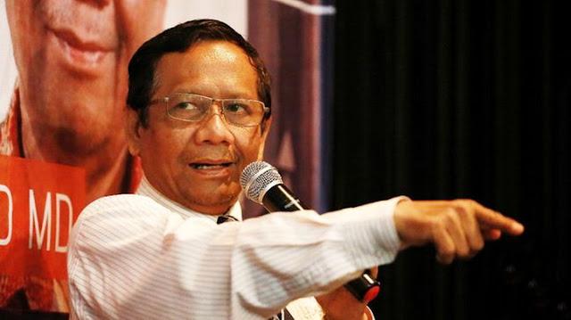 Mahfud MD Nyatakan Bulan Depan Indonesia 99% Persen Mengalami Resesi
