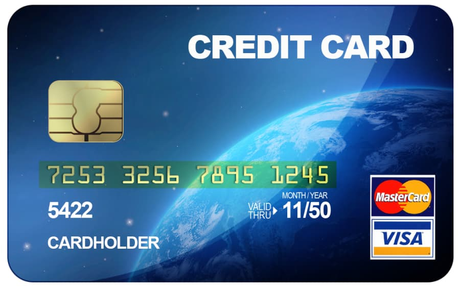 بطاقة الائتمان Credit Card