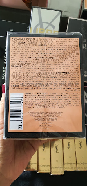 Nước hoa Lancome - Tresor eau de parfum