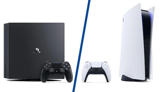 تأكيد رسميا إمكانية نقل الألعاب و جميع البيانات من جهاز PS4 إلى PS5 و هذه الطرق الممكنة