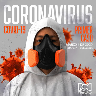 se confirma primer caso de coronavirus en Colombia