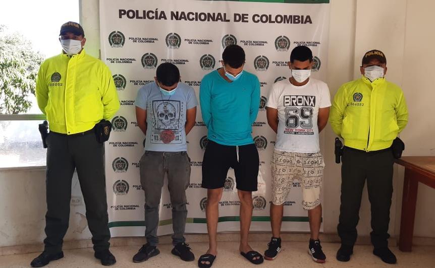 https://www.notasrosas.com/Tres de 'Los José', capturados en Villanueva - La Guajira