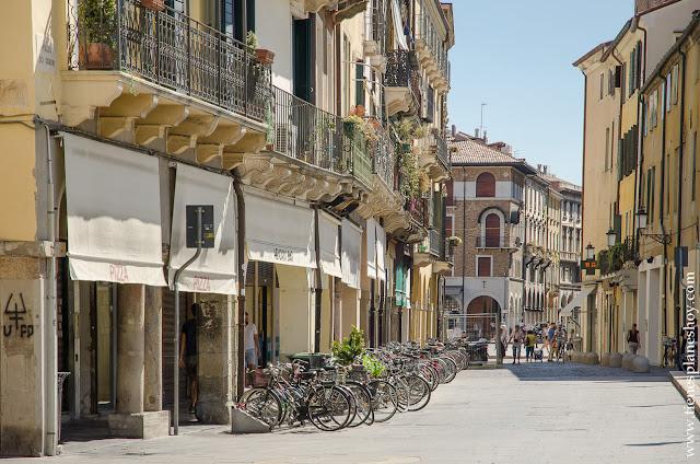 Visitar Padua Italia viaje blog