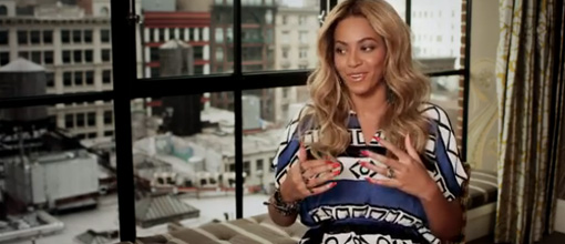 Beyoncé - Year of 4 | MTV documentary