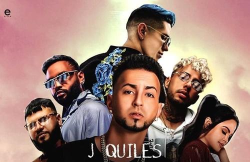 Justin Quiles & Natti Natasha & Farruko & Zion & Dalex & Lenny Tavarez - DJ No Pare (Remix)