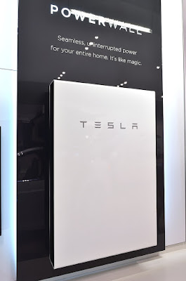 photo of Tesla Powerwall Battery