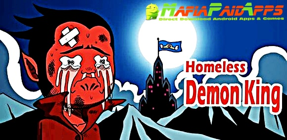 Homeless Demon King Apk MafiaPaidApps