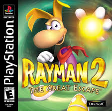 Rayman 2 - The Great Escape - PS1 - ISOs Download