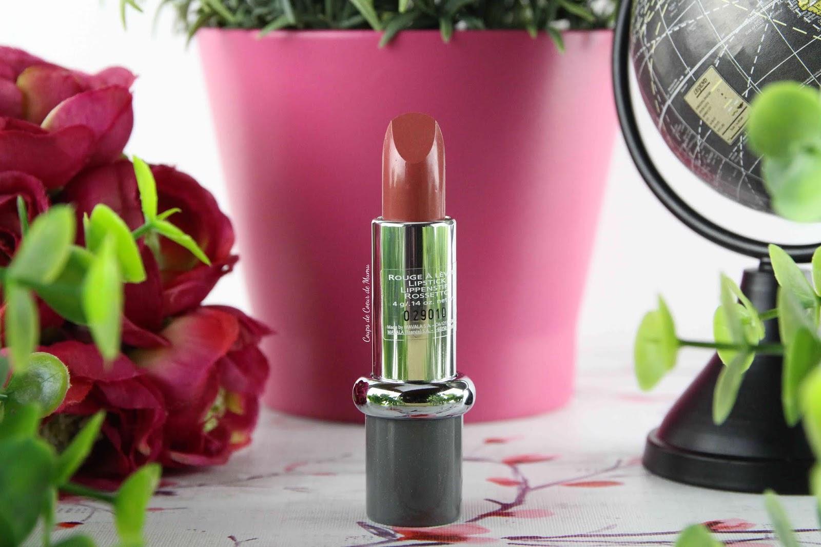 rouge à lèvres vieux rose mavala