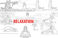 Relaxation  soulage les douleurs
