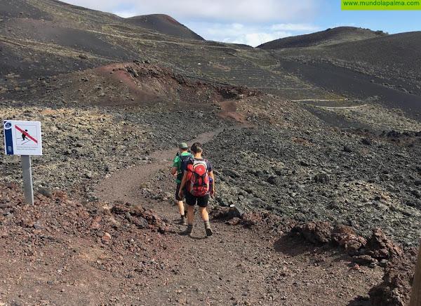 Medio Ambiente promueve el conocimiento de los espacios naturales de La Palma entre el profesorado de la Isla