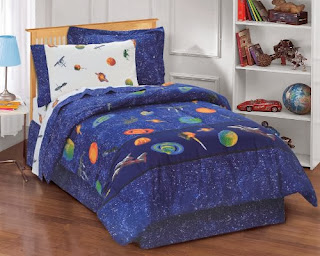 beautiful solar system bedding ease bedding with style. Black Bedroom Furniture Sets. Home Design Ideas