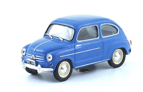 Fiat 600 autos inolvidables