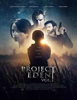 Project Eden Vol. 1 (2017) Watch Online Full Movie WEB-DL Free